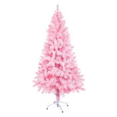 Adornos Navidad rosa
