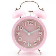 despertador retro rosa